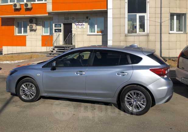 Subaru Impreza, 2018 год, 880 000 руб.