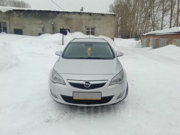 Opel Astra, 2011 год, 495 000 руб.