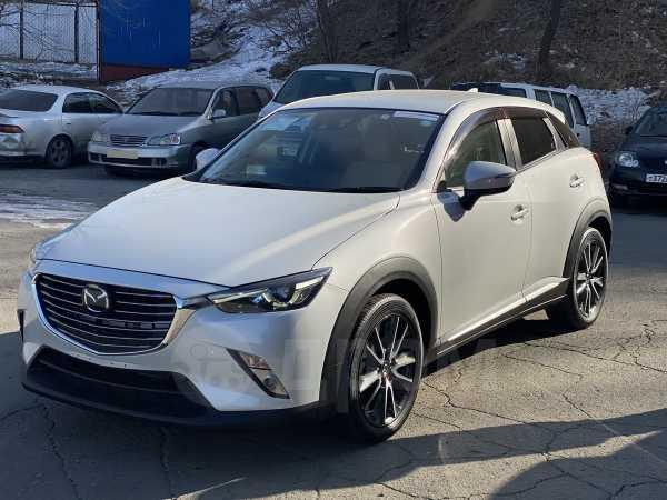 Mazda CX-3, 2015 год, 1 050 000 руб.