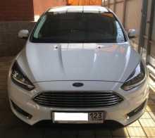 Кропоткин Ford Focus 2016