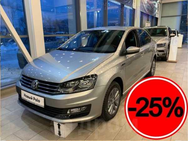 Volkswagen Polo, 2020 год, 998 900 руб.