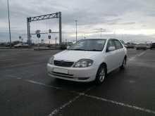 Знаменский Corolla 2001