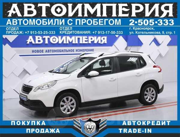 Peugeot 2008, 2014 год, 563 000 руб.