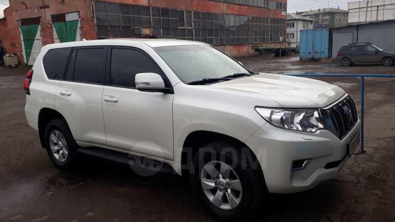 Toyota Land Cruiser Prado, 2018 год, 3 100 000 руб.