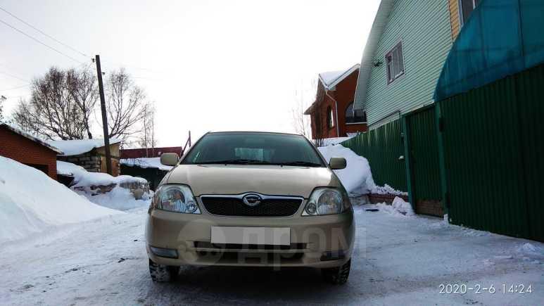 Toyota Allex, 2001 год, 255 000 руб.