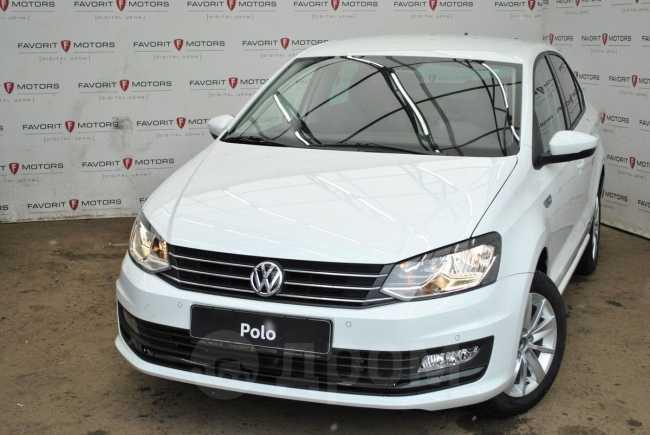 Volkswagen Polo, 2019 год, 992 300 руб.