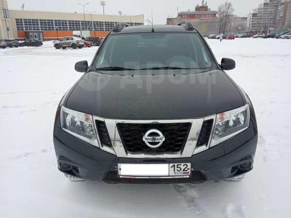Nissan Terrano, 2015 год, 677 000 руб.