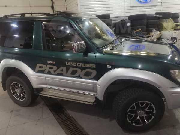 Toyota Land Cruiser Prado, 1996 год, 470 000 руб.