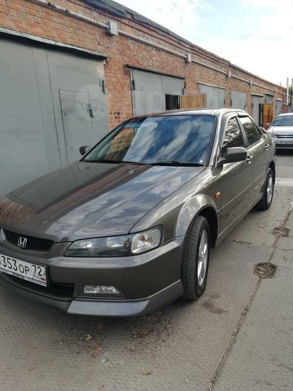 Honda Torneo, 1997 год, 295 000 руб.