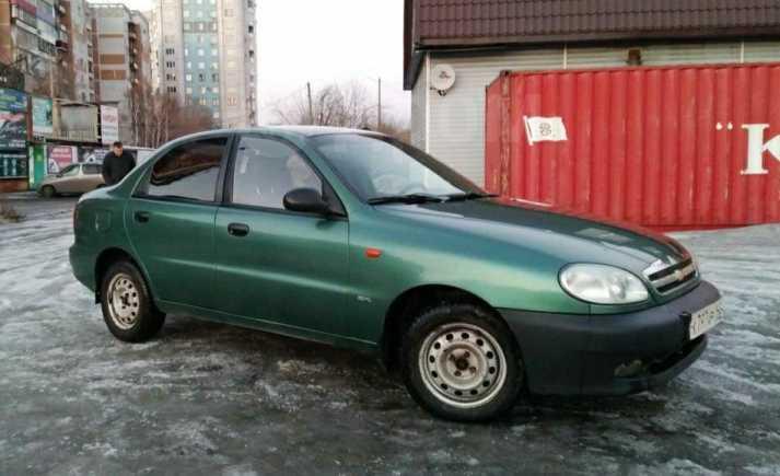 Chevrolet Lanos, 2008 год, 80 000 руб.