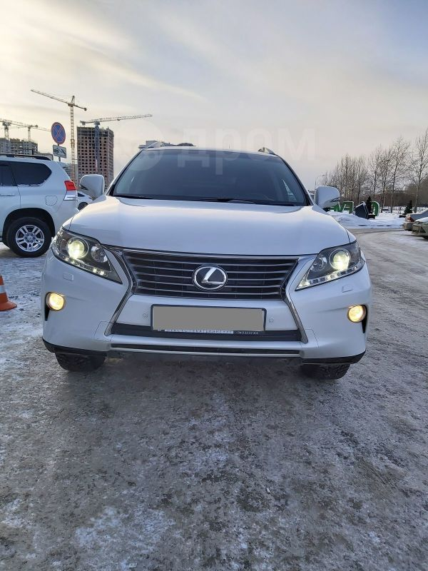 Lexus RX270, 2013 год, 1 590 000 руб.