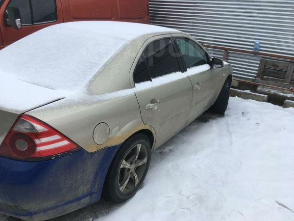 Ford Mondeo, 2005 год, 165 000 руб.