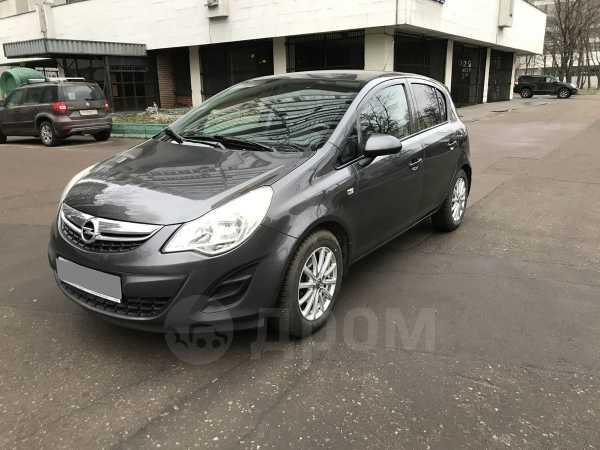 Opel Corsa, 2011 год, 345 000 руб.