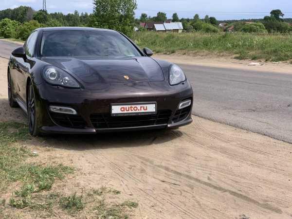 Porsche Panamera, 2012 год, 2 500 000 руб.