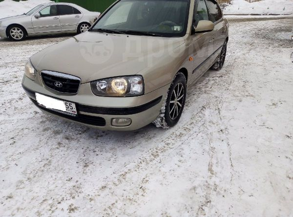 Hyundai Elantra, 2002 год, 160 000 руб.