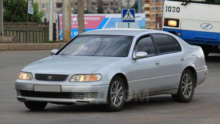 Toyota Aristo, 1992 год, 260 000 руб.