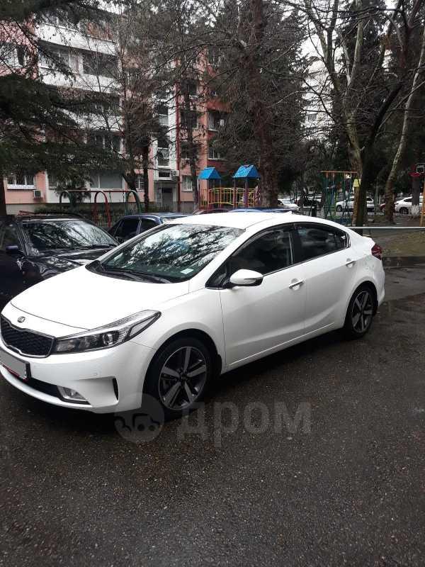 Kia Cerato, 2018 год, 950 000 руб.