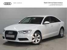 Красноярск Audi A6 2014
