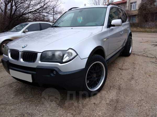BMW X3, 2003 год, 475 000 руб.