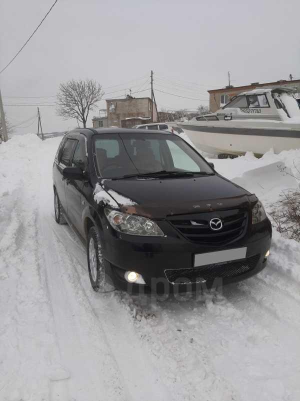 Mazda MPV, 2004 год, 380 000 руб.