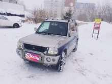 Барнаул Pajero Mini 2001