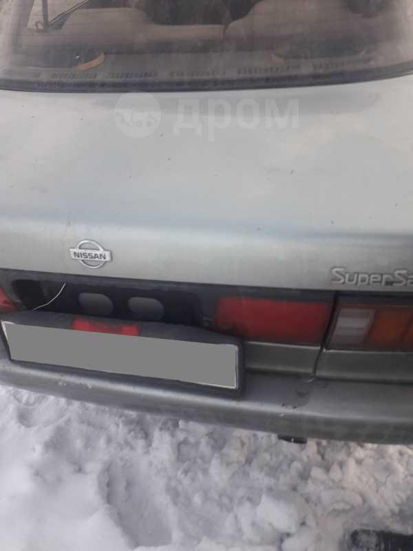 Nissan Sunny, 1992 год, 47 000 руб.
