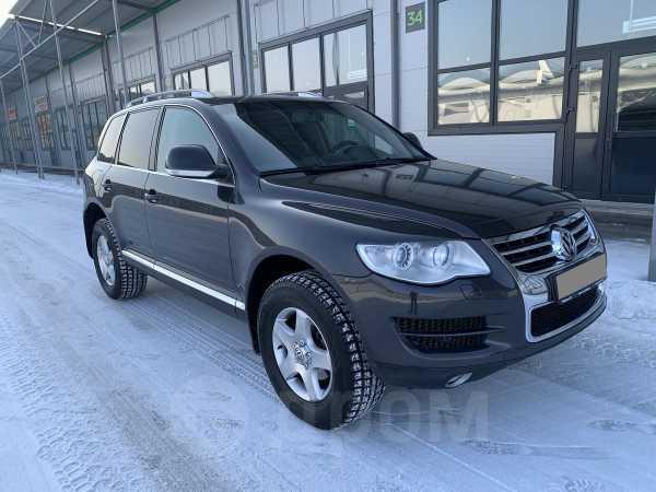 Volkswagen Touareg, 2008 год, 597 000 руб.