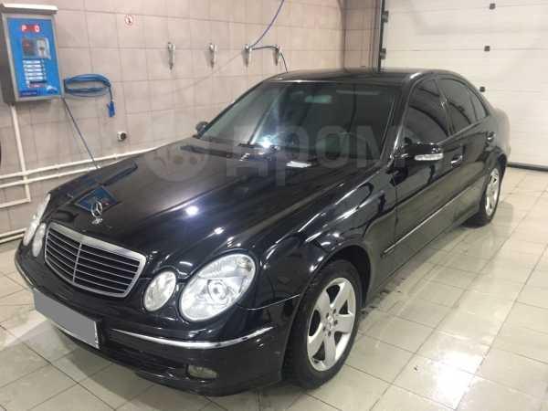 Mercedes-Benz E-Class, 2002 год, 640 000 руб.