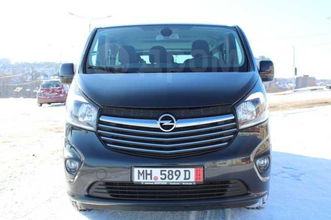 Opel Vivaro, 2016 год, 1 425 000 руб.