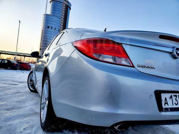 Opel Insignia, 2012 год, 649 000 руб.