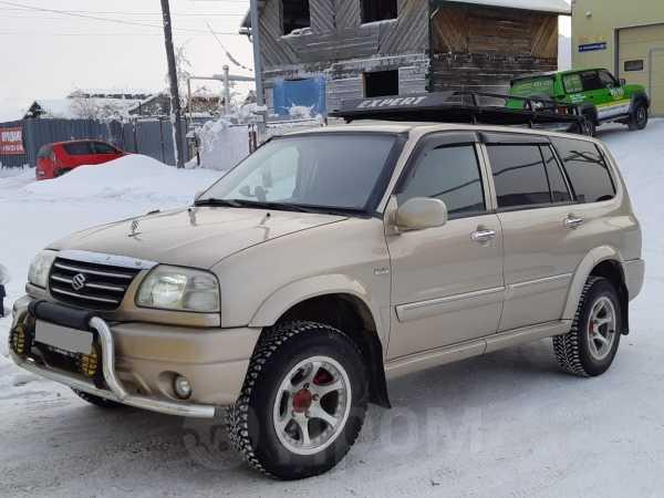Suzuki Grand Vitara XL-7, 2003 год, 550 000 руб.