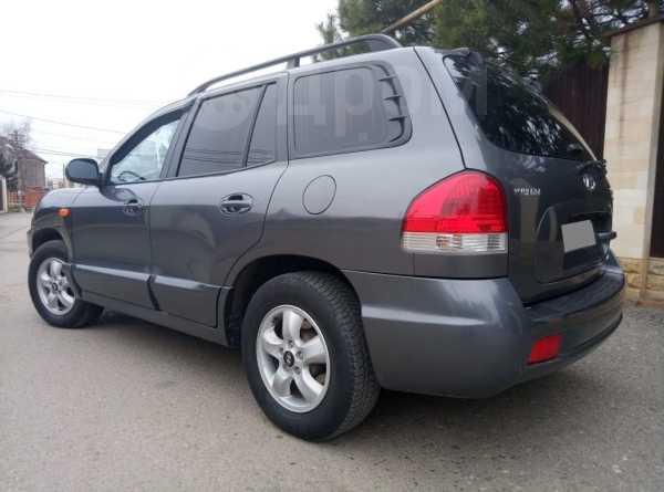 Hyundai Santa Fe Classic, 2007 год, 465 000 руб.