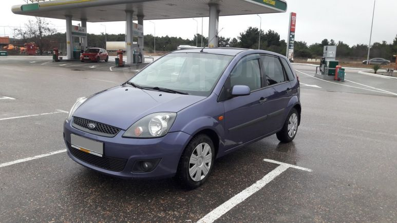 Ford Fiesta, 2006 год, 234 000 руб.