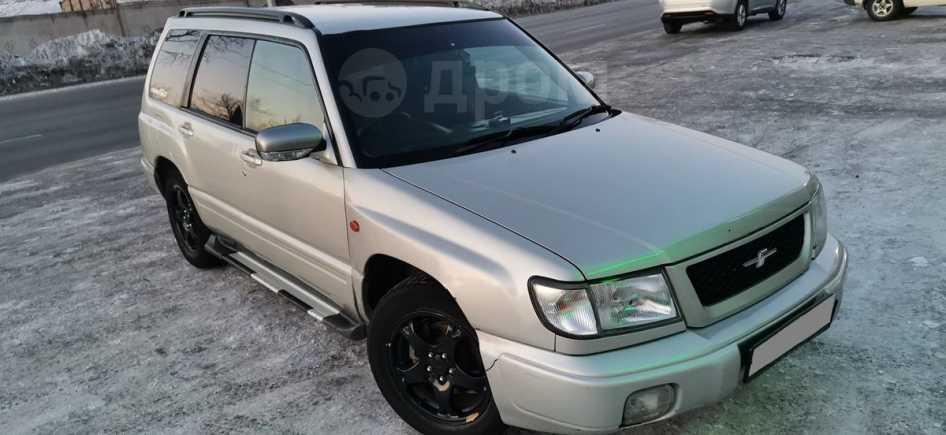Subaru Forester, 1999 год, 229 000 руб.