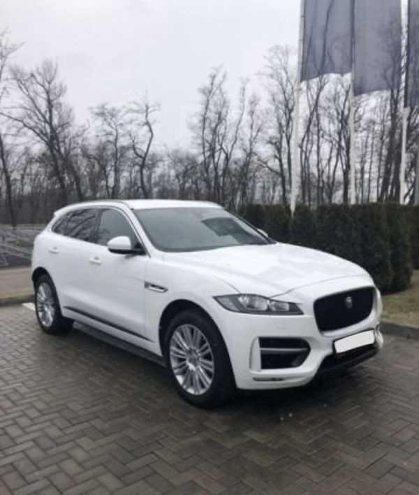Jaguar F-Pace, 2018 год, 2 700 000 руб.