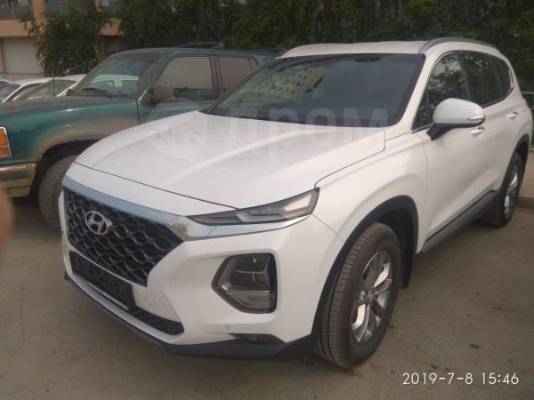 Hyundai Santa Fe, 2019 год, 2 250 000 руб.