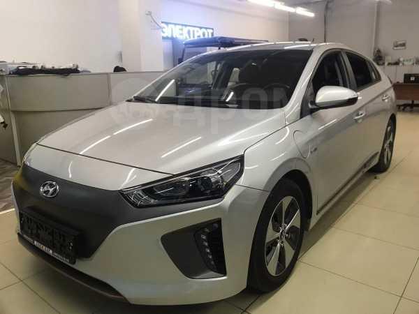 Hyundai Ioniq, 2016 год, 1 745 000 руб.