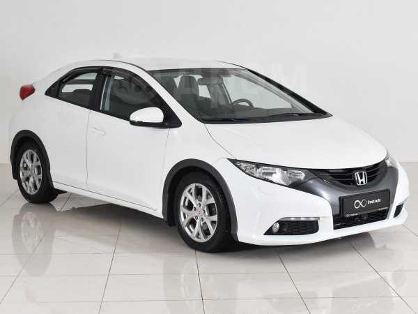 Honda Civic, 2012 год, 859 000 руб.