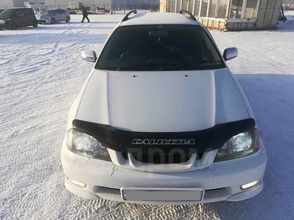 Toyota Caldina, 2002 год, 347 000 руб.