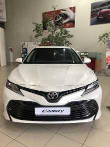 Симферополь Toyota Camry 2020
