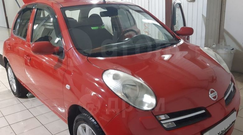 Nissan Micra, 2006 год, 360 000 руб.
