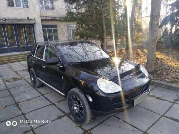 Porsche Cayenne, 2003 год, 495 000 руб.