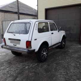 Оренбург 4x4 2121 Нива 1995