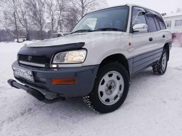 Toyota RAV4, 1996 год, 320 000 руб.