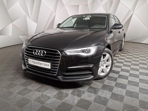 Audi A6, 2016 год, 1 345 000 руб.