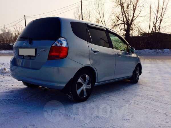 Honda Fit, 2003 год, 297 000 руб.