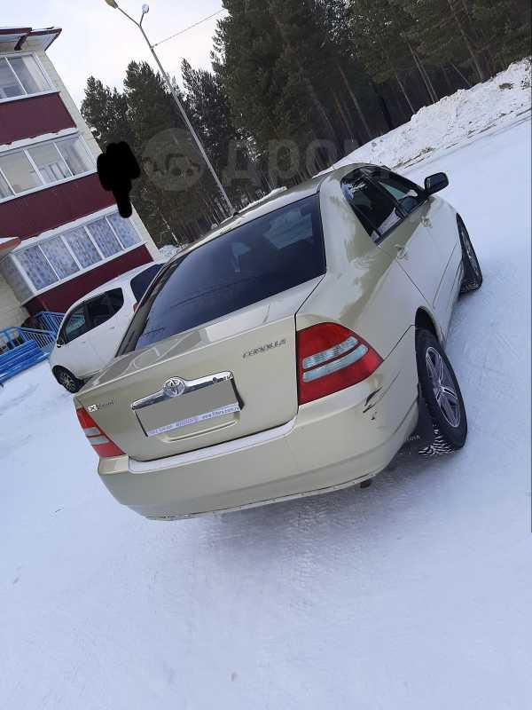 Toyota Corolla, 2003 год, 335 000 руб.