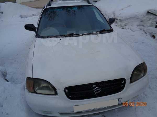 Suzuki Cultus, 1998 год, 95 000 руб.