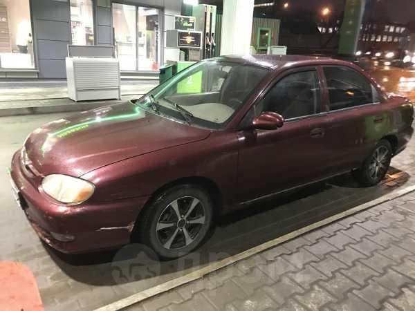 Kia Sephia, 2001 год, 58 000 руб.