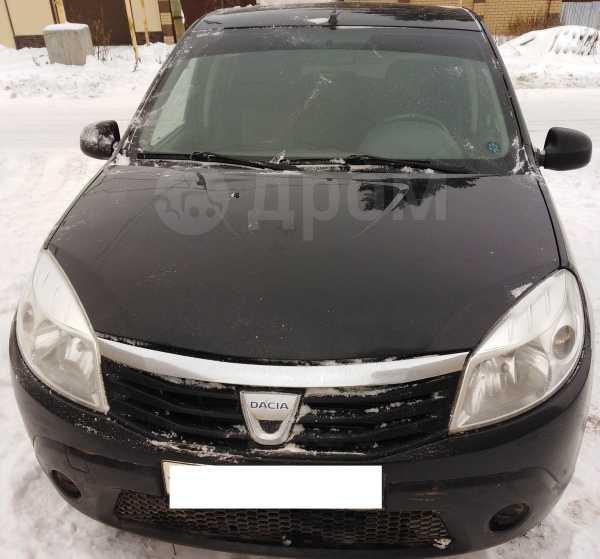 Renault Sandero, 2011 год, 290 000 руб.
